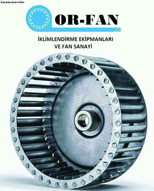 OR-RF1 268 Çap Fan